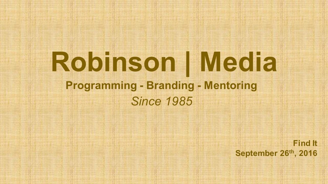 robinsonmediafindit